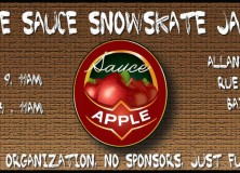 Apple Sauce Snowskate Jam I